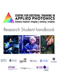 2019-20 CDT handbook cover
